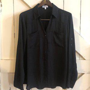 Express: The Portofino Shirt BLACK